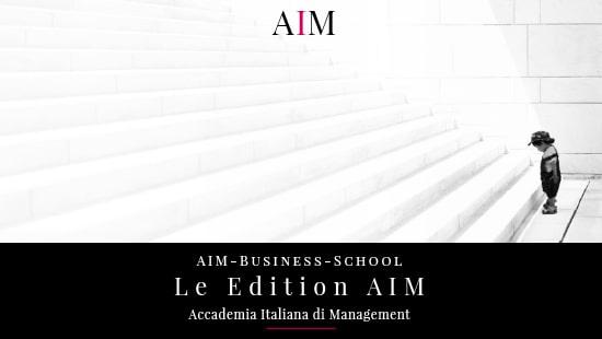 aim accademia italiana di management bujsiness school corsi alta formazione master primo livello mba master in management roma master part time master week end master executive