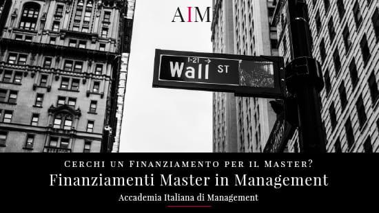 finanziamento master detrazioni master master a rate promozioni master corso alta formazione business school aim roma project work