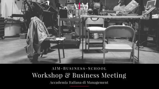 workshop significato workshop roma workshop traduzione business meeting formazione manageriale seminario formazione come diventare manager formazione manager aim