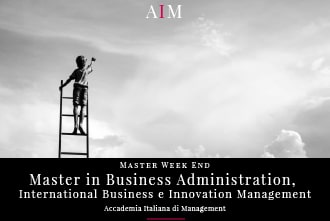 master in business administration e international business week end mba master in innovation management master in management master week end aim roma