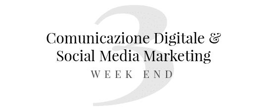 master in comunicazione digitlae master in social media marketing relazioni pubbliche sem seo seo copywriting social gaming social media management social media week end