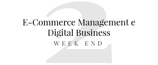 master in e commerce master in digital business attivita di vendita online miglioramento continuo contabilità e bilancio controllo di gestione week end