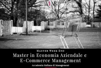 master in economia aziendale e e commerce management week end master in management master week end business school aim roma
