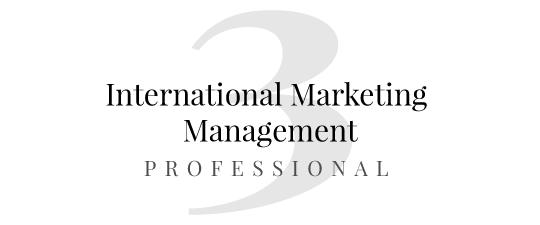 master in innovation management funzione finanziaria processi internazionalizzazione delle imprese international sales management master di primo livello roma