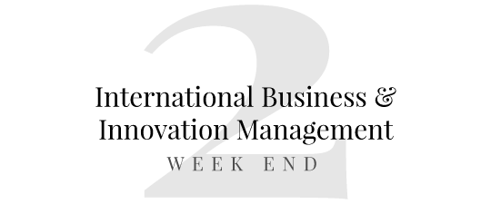 master in international business performance management capital budgeting cost management diritto commerciale internazionale master week end aim roma