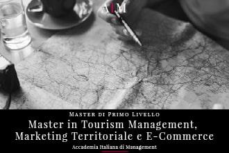 master in tourism management e marketing territoriale master in e commerce master in management master di primo livello business school aim roma