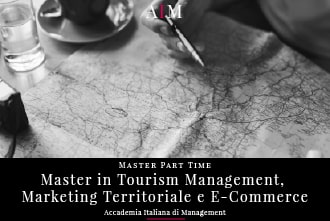 master in tourism management e marketing territoriale part time master in e commerce master in management master part time business school aim roma