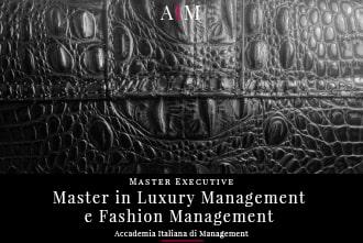 master in luxury management e fashion management executive master in management master executive business school aim roma
