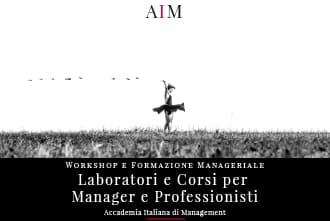 workshop formazione manageriale secondo livello business meeting roma aim business school indice contenuti