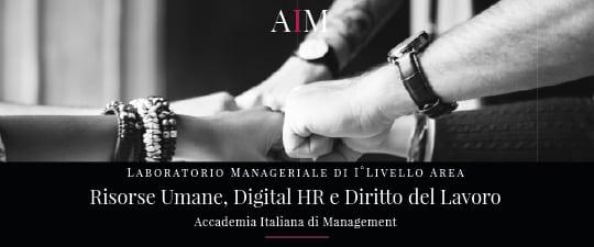 laboratorio manageriale aim business school accademia italiana di management master primo livello risorse umane