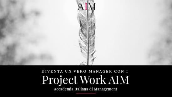 project work esempio pdf cos e project work svolti project work pdf project work master aim business school master management roma copertina